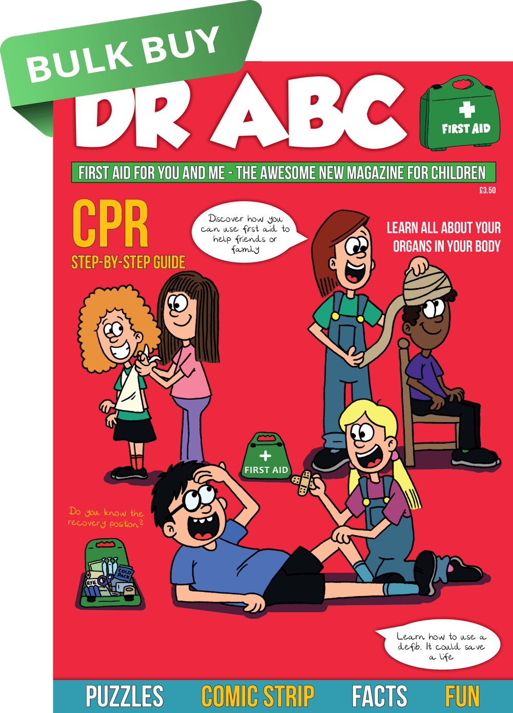 Dr ABC Magazine Front Cover